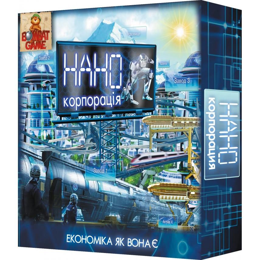 Настільна гра Bombat Game НАНО Корпорация (4820172800194)