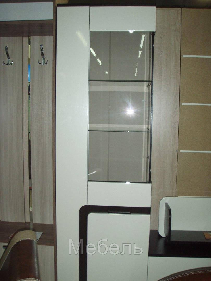Витрина Нота 25 SV Мебель 600*2035*421