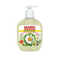 Крем-мило Mario 300 мл дозатор Ромашка  (4823317435671)