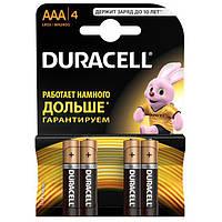Батарейка DURACELL R-6АА ПАЛЬЧИК БЛІСТЕР 4 шт (5000394052536)