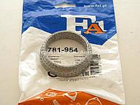 Кольцо выхлопной трубы на Рено Логан 1.5 dCi/1.6 16v/1.6 MPI (2004->) -FA1 (Польша) 781-954