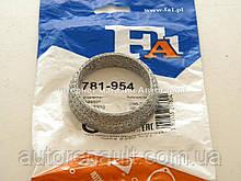 Кольцо выхлопной трубы на Рено Логан II 1.5 dCi/1.6 16v/1.6i -FA1 (Польша) 781-954
