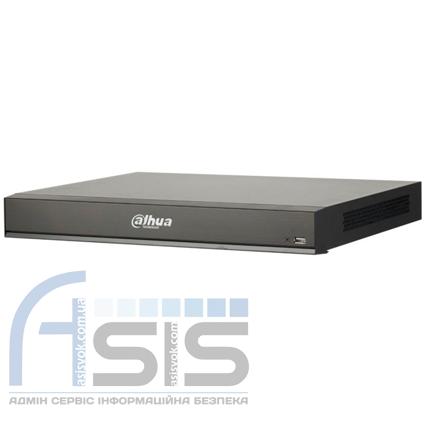16-канальный 8PoE 1U сетевой видеорегистратор с искусственным интеллектом DHI-NVR5216-8P-I, фото 2