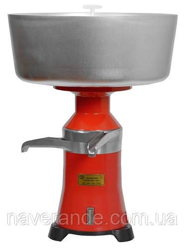 Сепаратор - сливкоотделитель для молока Мотор Сич СЦМ-100-15 (металл+пластик)