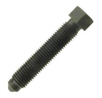 Установочный винт М16 DIN 564 с шестигранной головкой и ступенчатым концом с конусом, фото 2