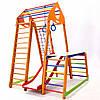 Детский спортивный комплекс  BambinoWood Plus 1-1, фото 4