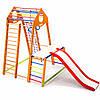 Детский спортивный комплекс  BambinoWood Plus 1-1, фото 5