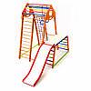 Детский спортивный комплекс  BambinoWood Plus 1-1, фото 6