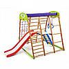 Детский спортивный комплекс для квартиры Карамелька Plus 2, фото 7