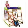 Детский спортивный комплекс для квартиры Карамелька Plus 1, фото 10