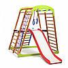 Детский спортивный комплекс для дома BabyWood Plus 2, фото 4
