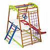 Детский спортивный комплекс для дома BabyWood Plus 2, фото 5