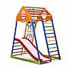 Детский спортивный комплекс KindWood Color Plus 1, фото 2