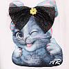 Женский костюм: джинсы и футболка в расцветках, р-р 42-48. АР-9-0419, фото 5