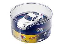 2711469599117 Машинка микро р/у 1:43 лиценз. Nissan 370Z (белый)