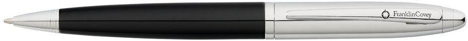 Шариковая ручка Franklin Covey LEXINGTON Black Fn0012-1, черный