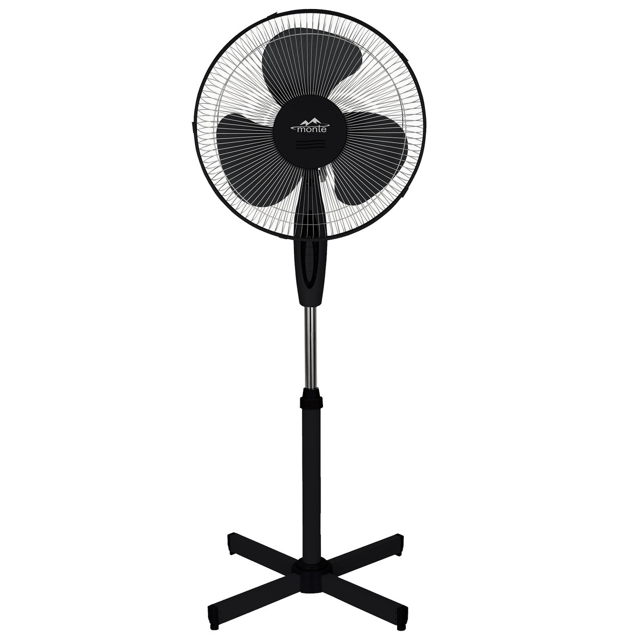 Вентилятор напольный Monte MT-1009B