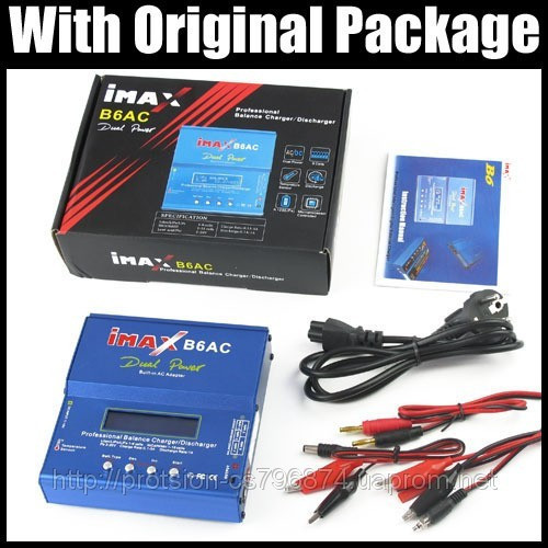 Универсальное зарядное iMAX B6-AC