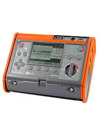 Вимірювач параметрів електробезпеки електроустановок MPI-530UA