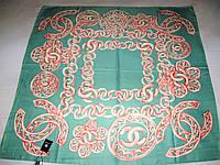 Платок С.С шёлковый можно приобрести на выставках в дворце Киев