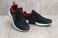 Весенние мужские кроссовки Nike Presto Тканевые Подошва из мягкой пены с отличной амортизацией Код: КГ8001
