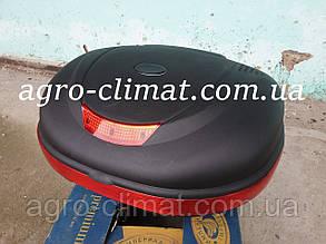 Кофр для скутера мотоцыкла TVR на два шолома