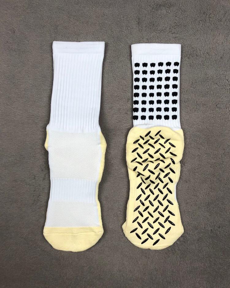 Носки тренировочные короткие (белые)