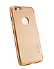 Чехол Nillkin для iPhone 6 / 6s Frosted Shield, Matte Gold