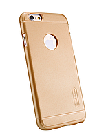 Чехол Nillkin для iPhone 6 / 6s Frosted Shield, Matte Gold, фото 1