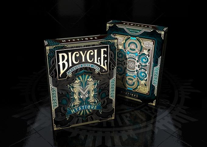 Карты игральные | Bicycle Mystique Playing Cards