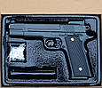 Страйкбольный пистолет Браунинг G20 (Browning HP), фото 9