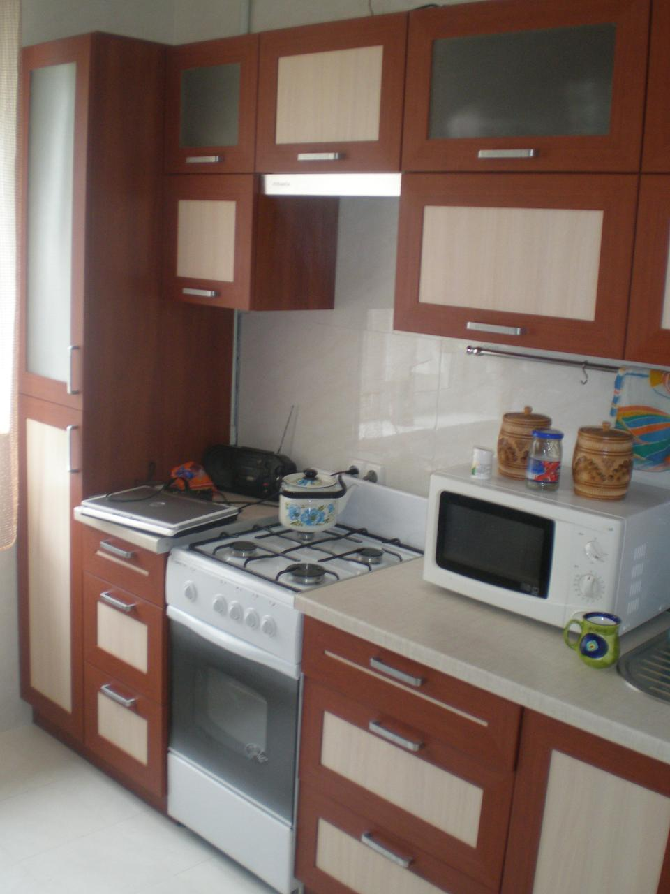 Кухня МДФ рамочный 175