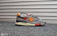 Мужские кроссовки New Balance 998 Mid Century Modern, Реплика, фото 1