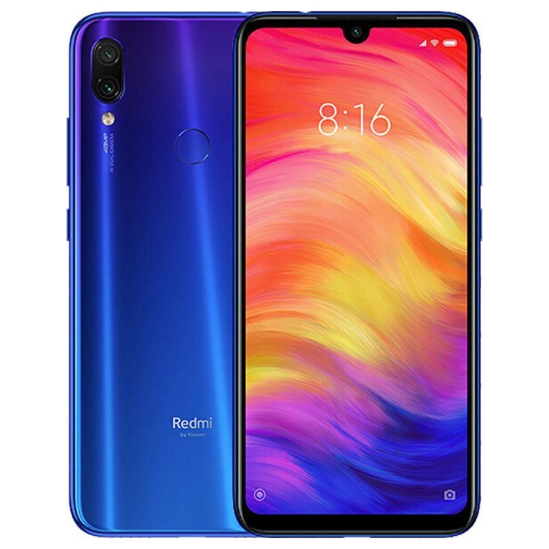 Смартфон Xiaomi Redmi Note 7 4/128GB Blue Global Rom