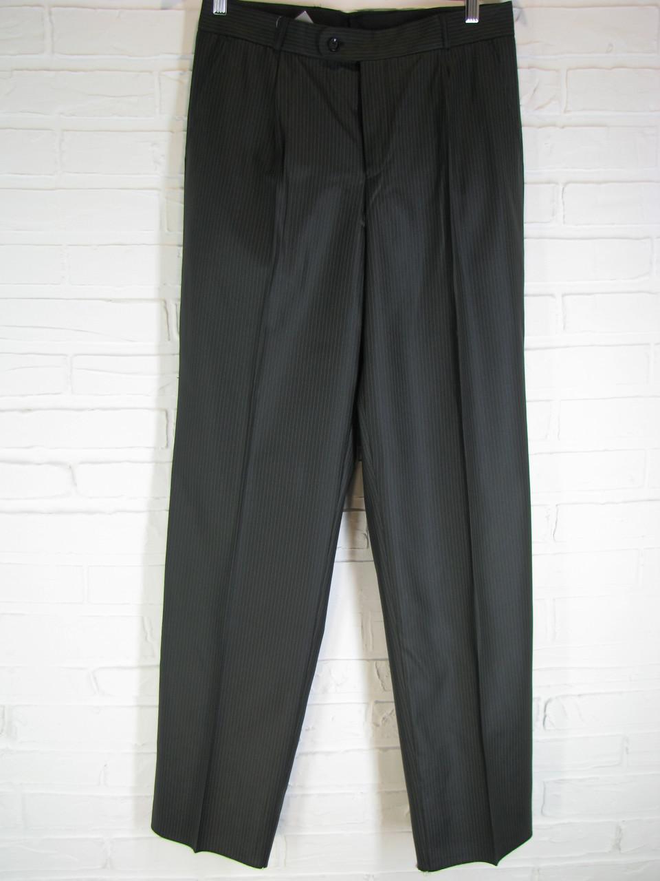 Мужские брюки классические черные 74-44, 76-44,78-44