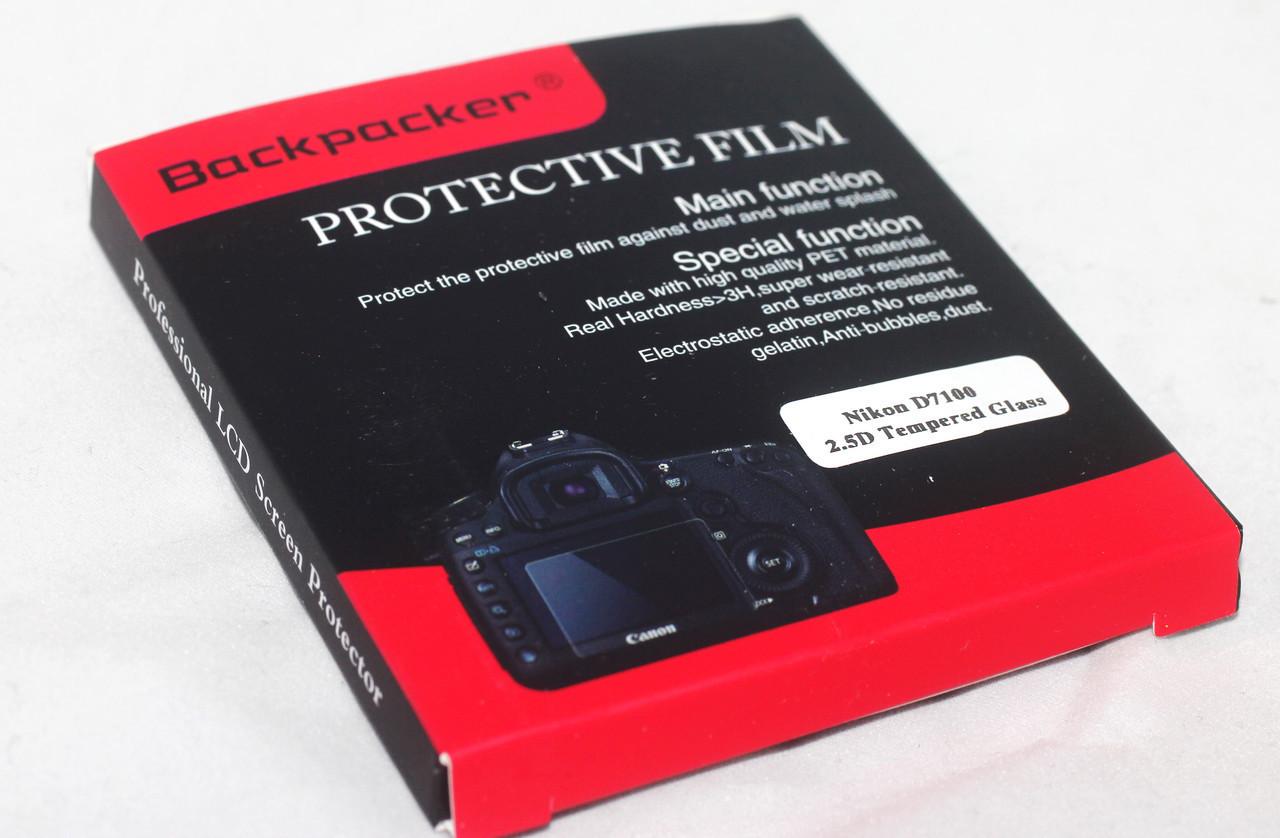 Захист LCD екрана Backpacker для FujiFilm FinePix S1700, S1770, S2900, S2950, S4000, HS20, HS22 - скло