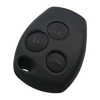 Корпус ключа Renault Twingo Рено Твинго на три кнопки