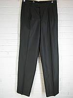 Мужские брюки классические 72-84 черные 74-44, 76-44