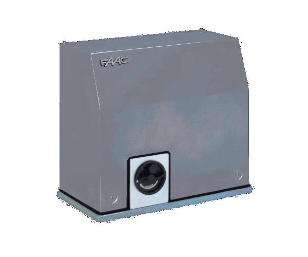 Привод FAAC C851 для откатных ворот (створка до 1800 кг)