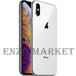 IPhone XS Max 256Gb Silver - уценка, актив, пыль под пленкой