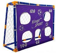 Детские футбольные ворота с экраном, фото 1