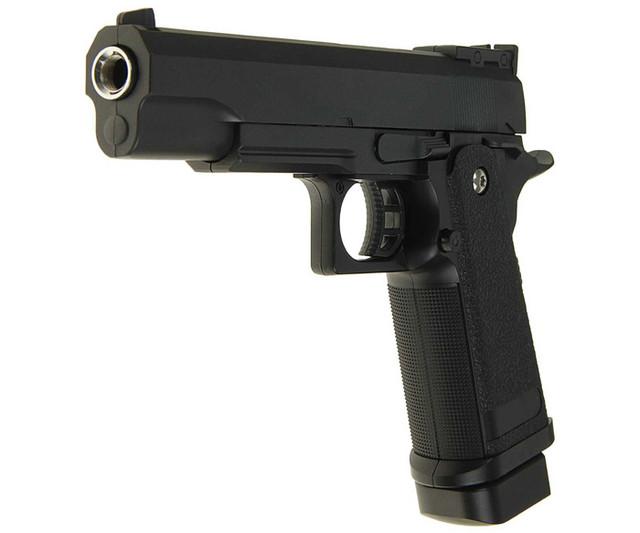 Страйкбольный пистолет Galaxy G6 (Colt M1911) купить