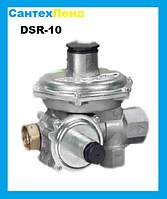 Регулятор давления газа DSR-10 аналог РДГС-10 (Луцк)