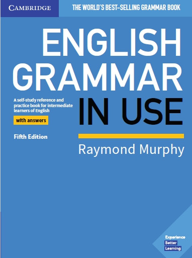 English Grammar in Use 5th Edition with Answers