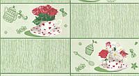 Обои бумажные мойка  Шарм 0,53*10,05  Кухня Прованс