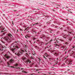 Пряжа Yarnart Camellia 415 ярко-розовый (Ярнарт Камелия)