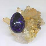 Яйцо из чароита 5,5 см. (L), фото 4