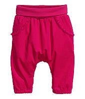 Вельветовые штанишки H&M. 12-18 месяцев