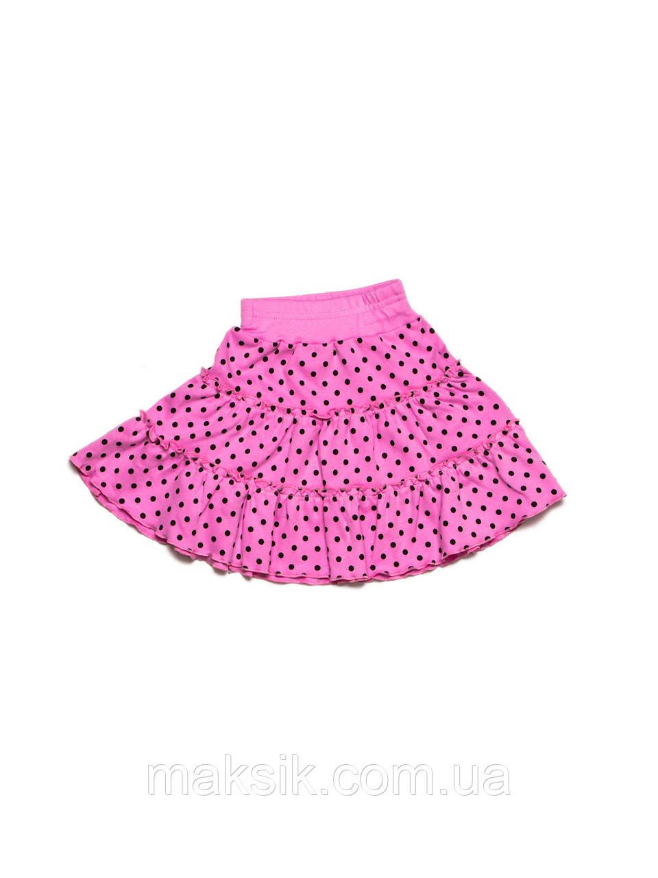 Летняя юбка для девочки р.98