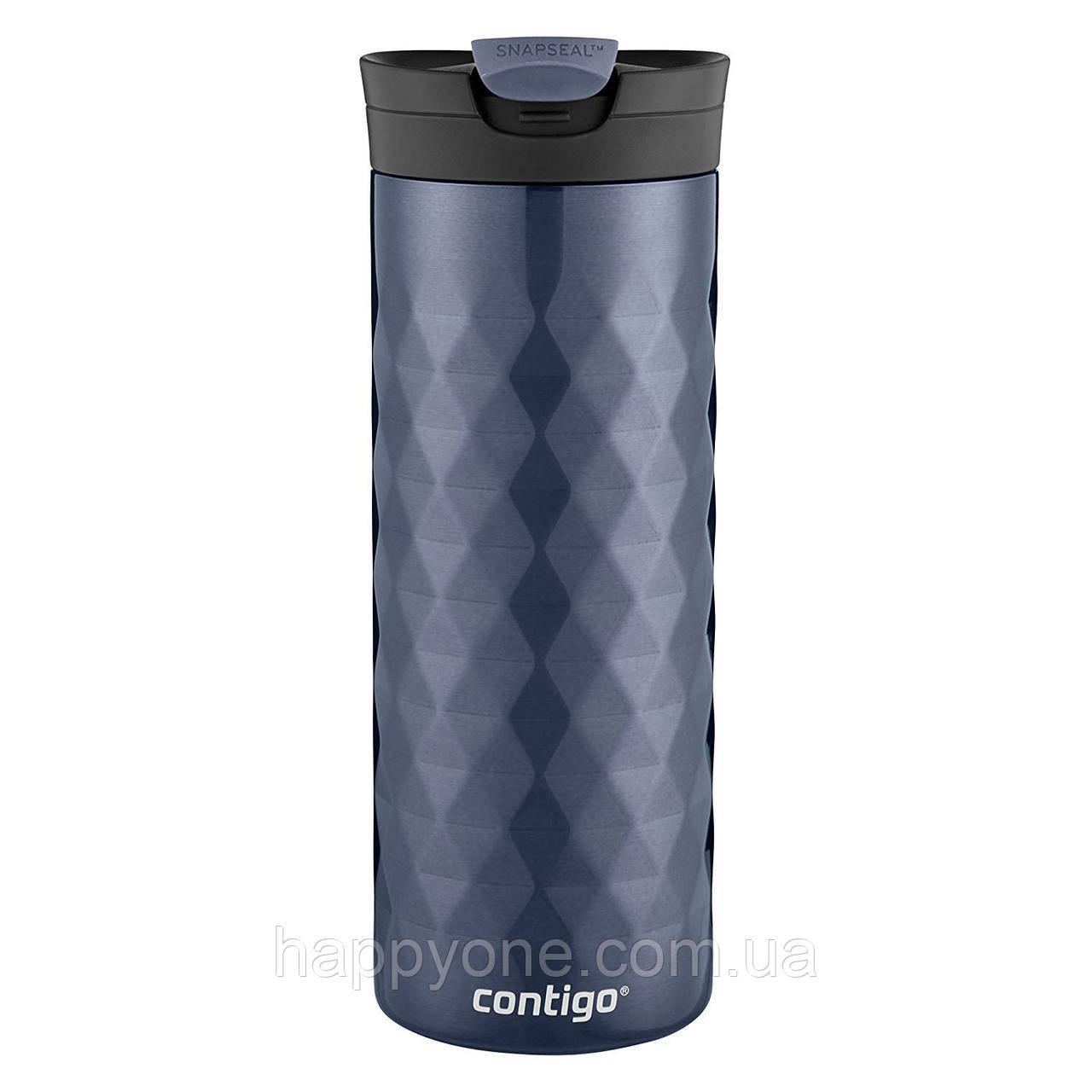Термокружка Contigo SnapSeal Kenton (590 мл) Serenity